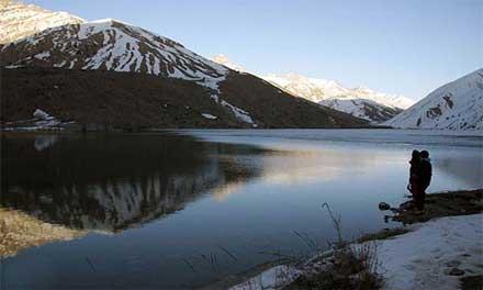 سفر به دریاچه 30 میلیون ساله