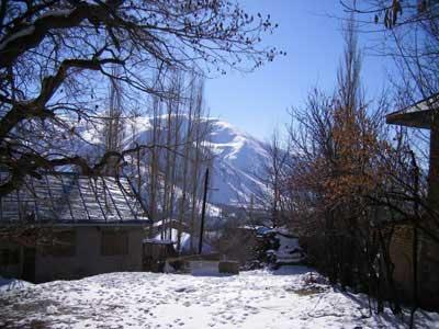 این روستا را حتما در پاییز و زمستان ببینید! (+عکس)