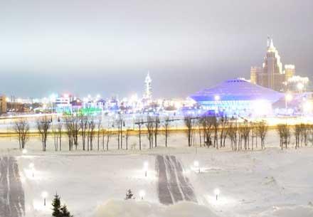 سردترین پایتخت های جهان! (+عکس)