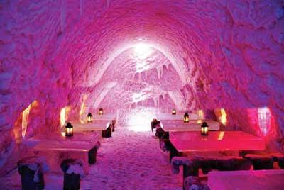 عجیب ترین رستورانهای جهان