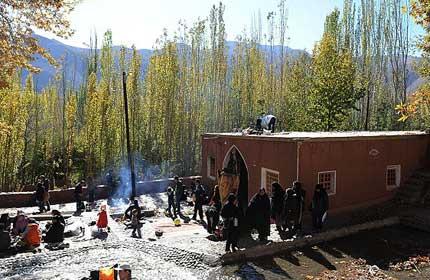 روستای ابیانه,عکس های روستای ابیانه