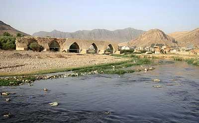 پلهای تاریخی, پلهای تاریخی لرستان