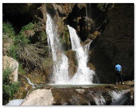 آبشار پونه زار