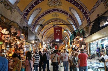 جاذبه های توریستی استانبول,مکان های تفریحی استانبول,تور تفریحی استانبول