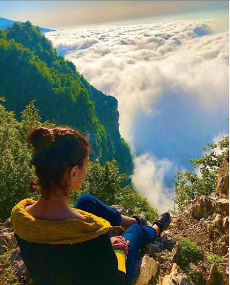 دهکده جهان نما, جاذبه های طبیعی جنگل جهان نما, طبیعت جنگل جهان نما