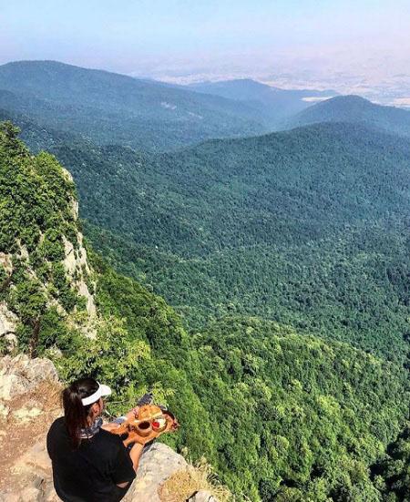 عکس های جنگل جهان نما گلستان, ییلاق جهان نما, جنگل جهان نما کجاست