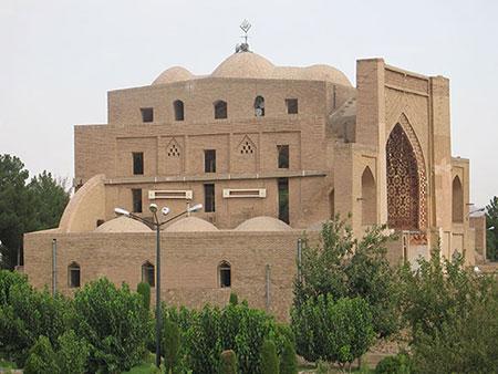 مسجد جامع قاین,مسجد جامع قائن,تاریخچه مسجد جامع قاین