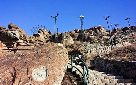 پارک جمشیدیه,گذرگاه های سنگی در پارک جمشیدیه,پارک جمشیدیه تهران