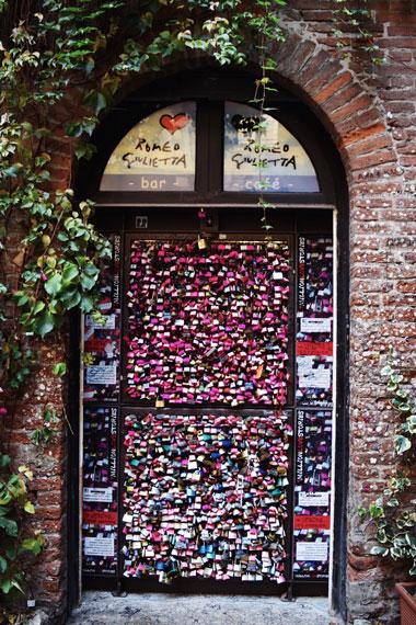 رومئو و ژولیت,ایتالیا,شهر ورونا