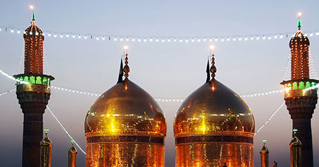 حرم کاظمین,اماکن مذهبی عراق,حرم امام موسی كاظم