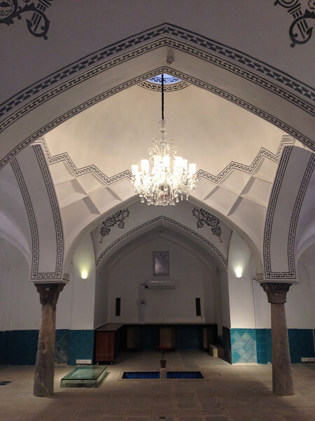 مکان های تاریخی خرم آباد, حمام گپ لرستان, آثار تاریخی لرستان