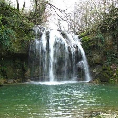 آبشار کلیره, آبشار کلیره کجاست, آبشار کلیره مازندران