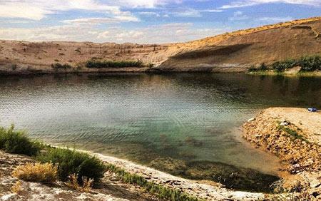 دریاچه ای اسرار آمیز که یک شبه به وجود آمد! (+تصاویر)