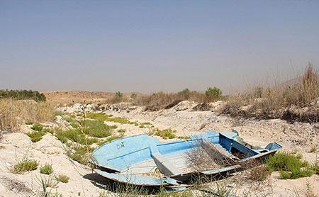 دریاچه پریشان,عکس دریاچه پریشان,دریاچه پریشان کازرون