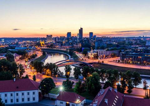 لیتوانی,سفر به لیتوانی,جمهوری لیتوانی