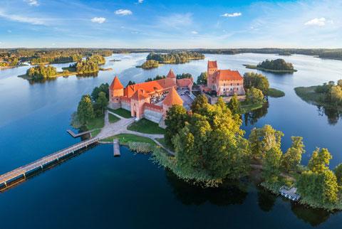 لیتوانی,تراکای,کشور لیتوانی