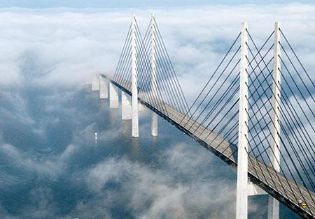طولانی ترین پل جهان,طولانی ترین پل های جهان,طولانی ترین پل های دنیا