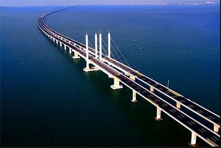 طولانی ترین پل جهان,طولانی ترین پل های جهان,پل دانیانگ کانشان