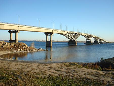 طولانی ترین پل جهان,طولانی ترین پل های جهان,پل ساتوروف