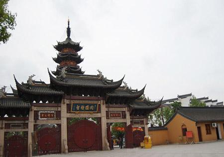 معبد و بت کده Longhua