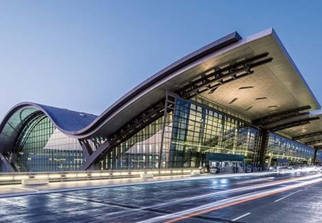 زیباترین فرودگاه های جهان,لوکس ترین فرودگاه های جهان