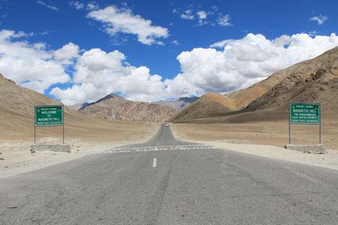 تپه های مغناطسی هند,جاذبه های گردشگری هند,سفر به هند