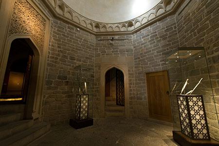 قلعه دختر, قلعه دختر در باکو,عکس های قلعه دختر در باکو