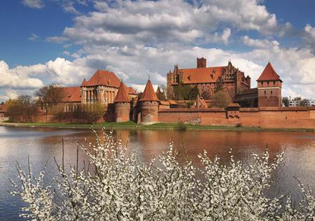 قلعه مالبورک,قلعه مالبورک لهستان,تصاویر قلعه مالبورک