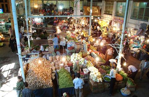 بازار تجریش,مهمترین جاهای دیدنی تهران,جاهای دیدنی تهران