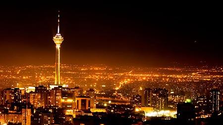 برج میلاد,عکس برج میلاد,ارتفاع برج میلاد