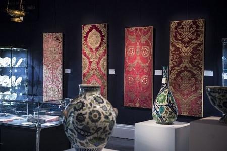 موزه پول در تهران, عکس های موزه پول, موزه ی هنرهای اسلامی جهانی