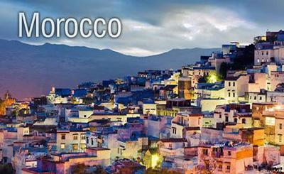 دیدنیهای مراکش, جاذبه های توریستی مراکش,بزهای درختی
