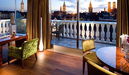 بهترین آلمان آلمان،زیباترین هتل های آلمان