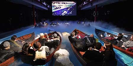 تئاتر سینمای پاریس,عکس تئاتر سینمای پاریس,جاذبه های گردشگری پاریس