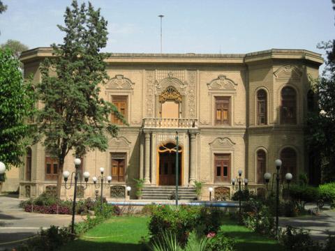 جاهای دیدنی تهران,مکان های دیدنی تهران,موزه آبگینه
