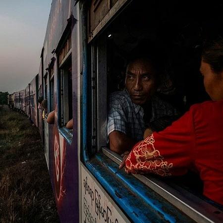 زیبایی های میانمار, شکنجه مردم میانمار, میانمار