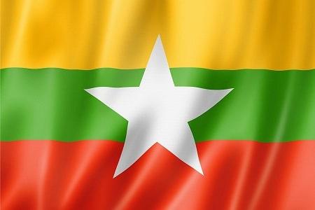 میانمار کجاست, عکسهای میانمار, رودی در میانمار
