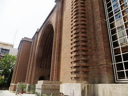 موزه ایران باستان,موزه ملی ایران,عکس موزه ایران باستان
