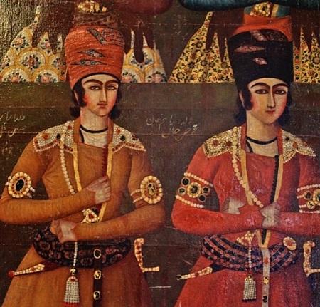 بازدید از باغ نگارستان, باغ نگارستان تهران, تاریخچه ساخت باغ نگارستان