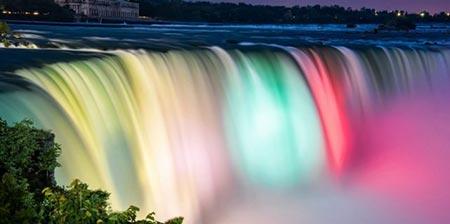 آبشار نیاگارا,عکس آبشار نیاگارا,آبشار نیاگارا کجاست
