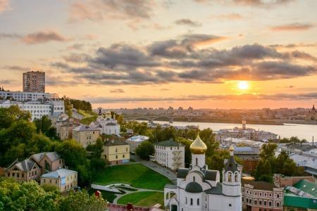 جاذبه های اصلی شهر نیژنی نووگورود, کلیساهای شهر نیژنی نوگورود, جاذبه های گردشگری نیژنی نوگورود