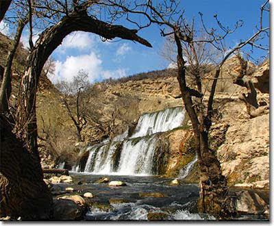 آبشار گریت مکانی زیبا