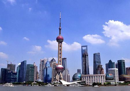 فهرست جاذبههای گردشگری در شانگهای,جاذبههای گردشگری شانگهای,برج مروارید شرقی