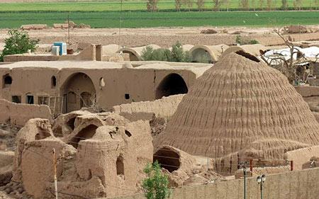 روستای پاده نمونه ای از تاریخ زندگی در دل کویر(+تصاویر)