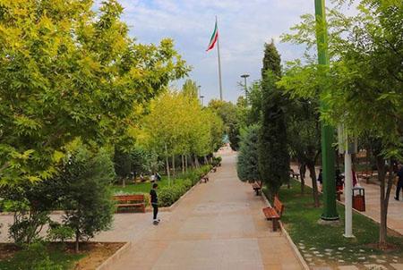 پارک سعادت آباد , عکس های پارک پرواز , پارک پرواز