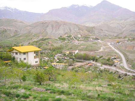 روستای هرانده