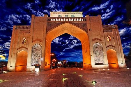 مهمترین مرکز زیارتی شیراز, حرم شاهچراغ در شیراز, اماکن مشاهیری و زیارتی شیراز
