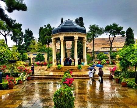 معرفی اماکن زیارتی در شیراز, مکانهای زیارتی شیراز, شهر شیراز