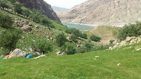 زیباترین سدهای ایران,معرفی زیباترین سدهای ایران,سد شهید عباسپور