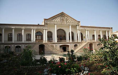 موزه قاجار,موزهٔ قاجار شهر تبریز,معرفی موزه قاجار